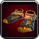 Crafted Malevolent Gladiator's Footguards of Alacrity