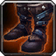 Crafted Malevolent Gladiator's Boots of Cruelty