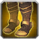 Emblazoned Mistscale Boots