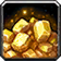 Gold Ore Nugget