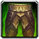Crafted Malevolent Gladiator's Felweave Trousers
